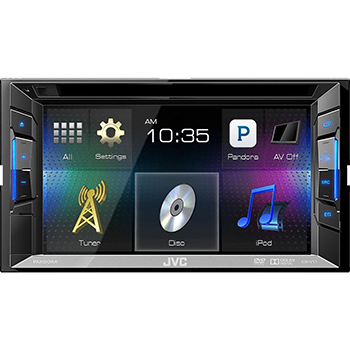 Touch Screen Stereos